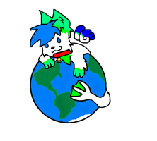 Happy Earth Day by TurkFish
