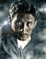 Spencer Tracy by Ficklestix