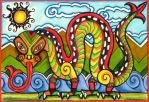 The Taniwha by lemurkat