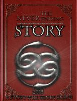 the Never ending story - 2015 remake poster by lagrie