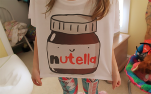 Wallpaper Nutella by dulcepanquecito