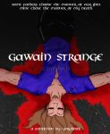 Gawain Strange [fanfiction cover art] by Yoru-the-Rogue
