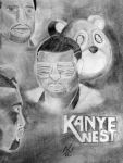 Kanye by D-Train92