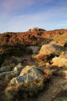 090410 Saddle Tor 2 by InsaneGelfling
