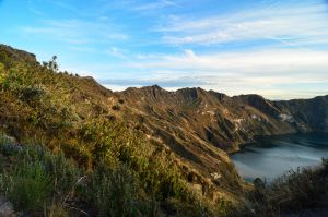 Quilotoa - In the Caldera 1 by LLukeBE