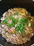Egg Fried Rice by trini-raven
