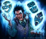 Madcap for Talisman by feliciacano