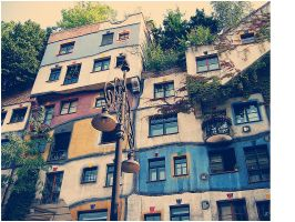 hundertwasserhaus by just-shameless