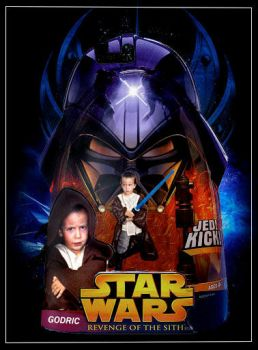 My Padawan Godric by homesick