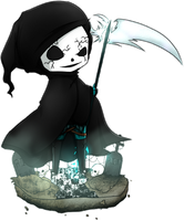 Grim Reaper by xTickie-Tockx