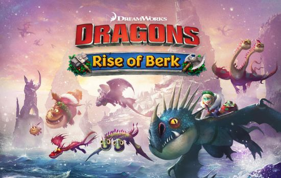 Httyd: Rise of Berk Christmas intro by Phil-G-Ramsay