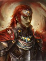 Ganondorf by EternaLegend