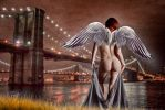 Angel In Brooklyn  by RWTA