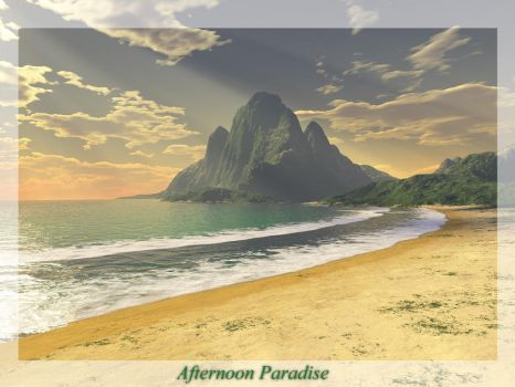 Afternoon Paradise v2 by Aliena85