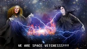Space Witches by Babymordred121