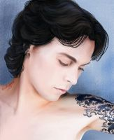 Ville Valo forever by Comablack-white
