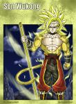 Son Wukong - The Great Monkey King by Elyas11