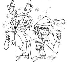 Wassailing by Smitkins