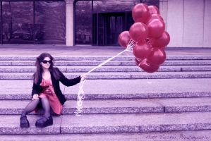 15 Red Balloons 2 by cmulcahy