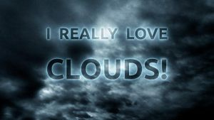 I love clouds collection by Faybro