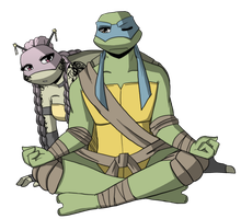 .:TMNT Do you mind:. by Dawnrie