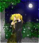 + In the Moonlight + FMA + by crying-shinigami