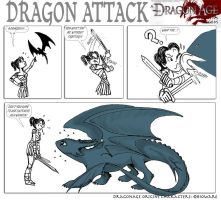 DAO: Dragon Attack by SoniaCarreras