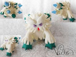 Mega Abomasnow by VictorCustomizer