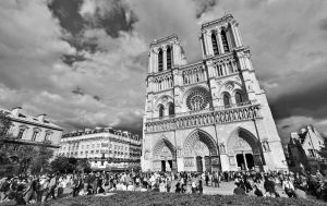 Notre Dame I - Paris by ThomasHabets