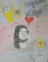Gunter's a Woman? by Miss-Whoa-Back-Off