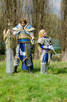 Lux and garen the smile that wins it all by aeris5312