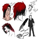 Reference: Rhys by SaphyreMelodies
