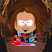 Chuey in South Park by AssassinJ2