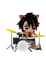 Drums by TheJokersCards