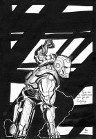 Iron Man by Arddy24