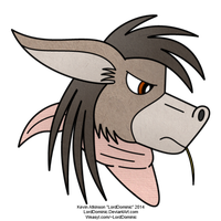 Donkey by LordDominic