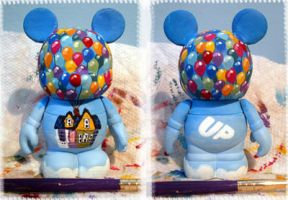 Vinylmation: UP by g0N3Morganna