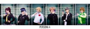 persona 4 cosplay-1 by ShineUeki33