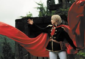 Final Fantasy Type-0 Ace 1 by azuooooo