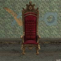 XNA Duke Throne by X-N-A