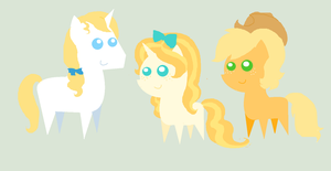 BlueJack Family by PurfectPrincessGirl