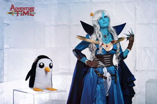 Adventure Time: Penguin by Aster-Hime