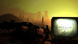 Harsh Wasteland by Dude017RUS