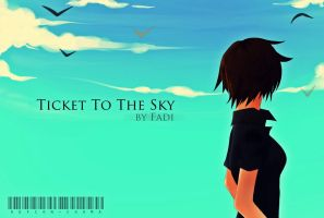 Ticket To The Sky by TRANCE--fusion