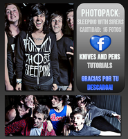 +Sleeping with Sirens photopack. by Knives-PensT