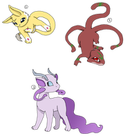 Familiar Adoptables (reusable) by Chaos55t