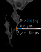 Blue Kings Poster by MethusulaComics