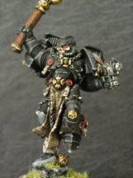 Revilers Chaplain by Insuppressible