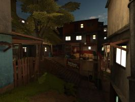 Favela 02 by JOPPETTO