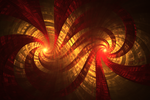 Crimson and Gold by RationalParadox